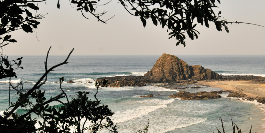 Bird Rock, Port St Johns
