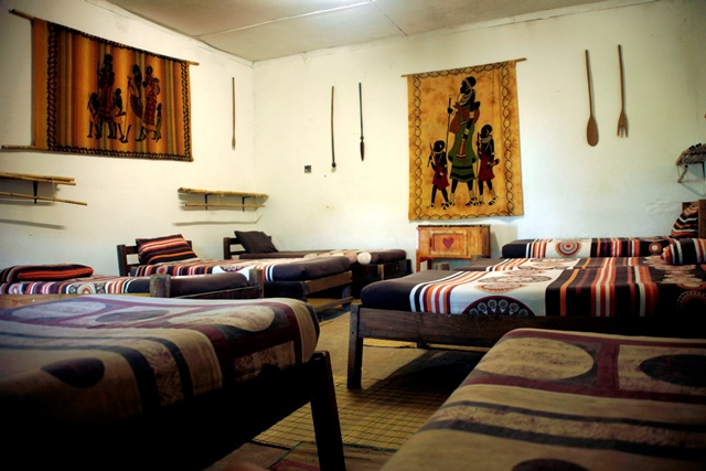Dormitory accommodation, Amapondo Backpacker Lodge, Port St Johns, Wild Coast, South Africa