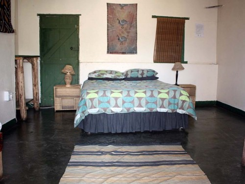 Moya Double Room - Port St Johns - Wild Coast