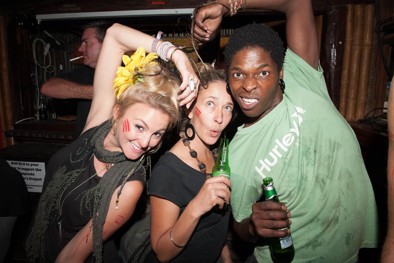 Amapondo Party