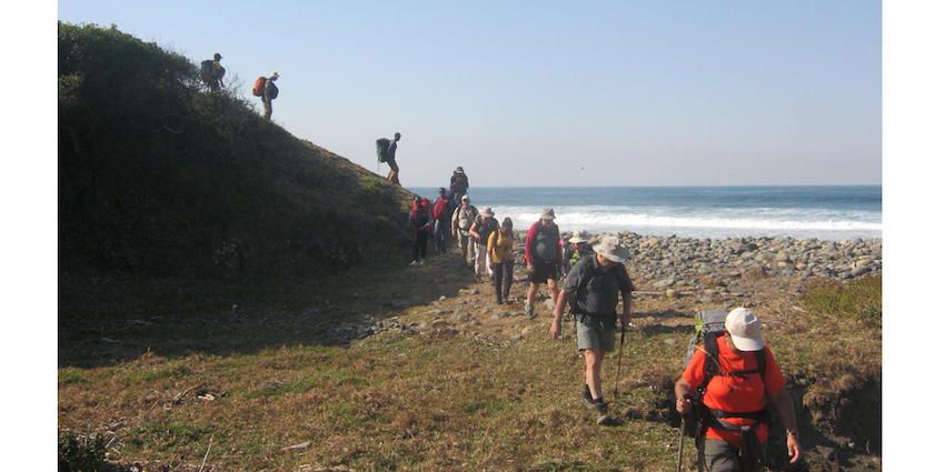 Hikes, Port St Johns to Coffee Bay, Wild Coast, South Africa